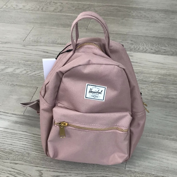 3cc39dc26c1 Herschel Supply Nova Mini Backpack - Ash Rose